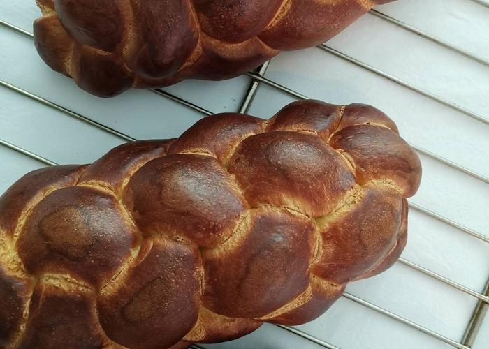 Brioche Bread (per loaf)
