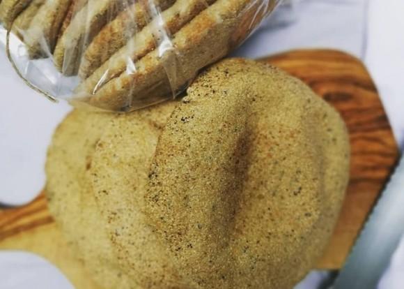 Honey Sourdough Bran Egyptian Pita Bread (20 pieces)