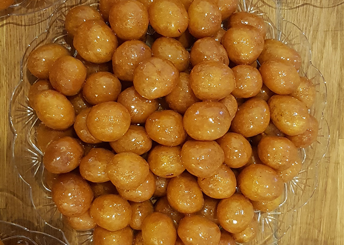 Sourdough Loqaimat - 1/2 kg