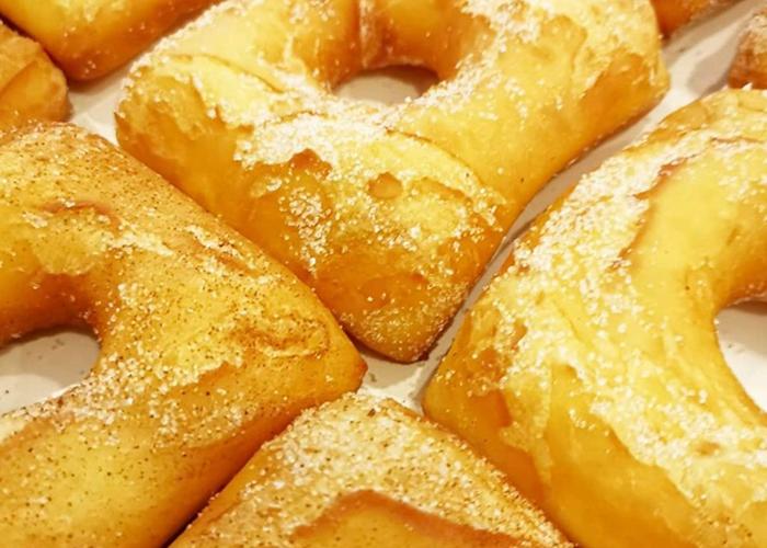 Pre-Fermented Doughnuts (1/2 kg) 8 pieces