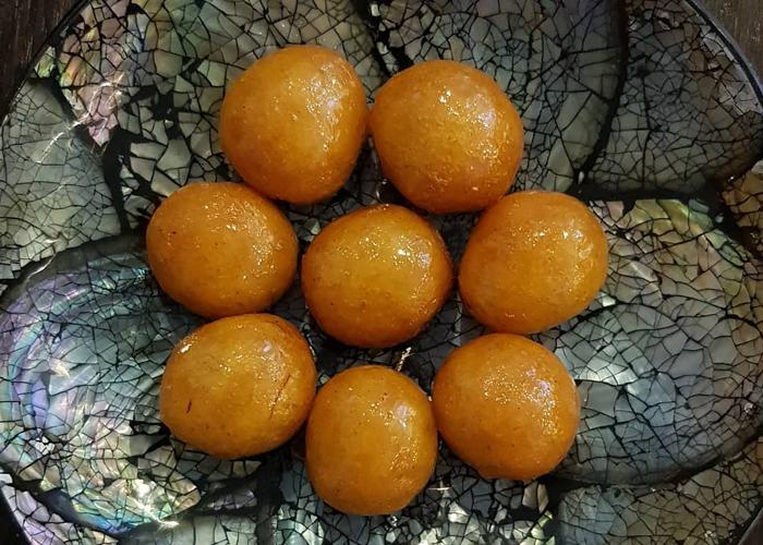 Sourdough Luqaymat (1/2 kg) Plate