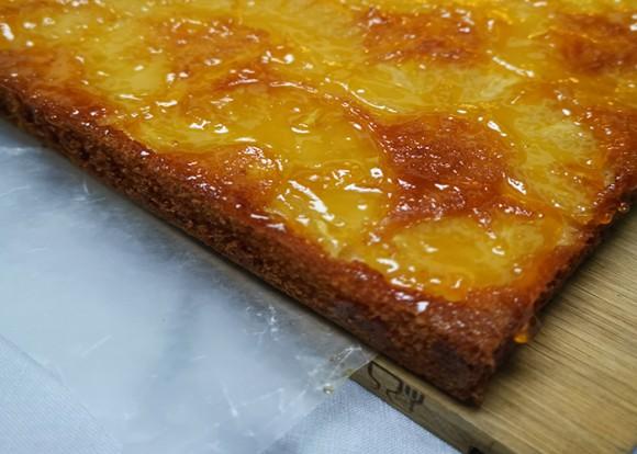 Pineapple Upside-Down Cake (24cmx29 cm)
