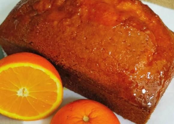 Royale Orange Cake
